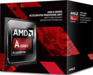 Procesor AMD A10 7870k Black Edition 3.9GHz FM2+ Near Silent Radeon R7 Box