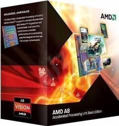 Procesor AMD A8-7650K 3.3GHz Socket FM2+ Box