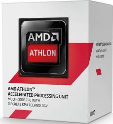 Procesor AMD Athlon X4 5370 2.2GHz Socket AM1 Radeon R3 Box