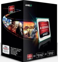 Procesor AMD Athlon X4 845 3.5GHz Socket FM2+ Near Silent Box Procesoare