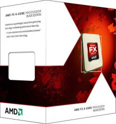 Procesor AMD FX-4300 X4 4-core Socket AM3+ Procesoare