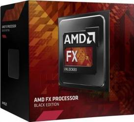 Procesor AMD FX-6100 3.3GHz 6-core Socket AM3+ Box Procesoare