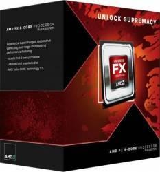 Procesor AMD FX-8300 3.3GHz Black Edition Socket AM3+ Box