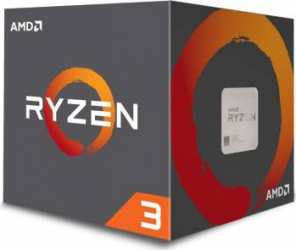 Procesor AMD Ryzen 3 1200 3.1GHz Socket AM4 Box Procesoare