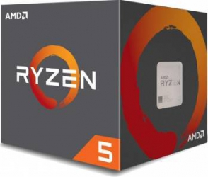 Procesor AMD Ryzen 5 1400 3.2GHz Socket AM4 Box procesoare