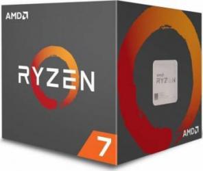 Procesor AMD Ryzen 7 2700X 3.7GHz Socket AM4 Box Procesoare