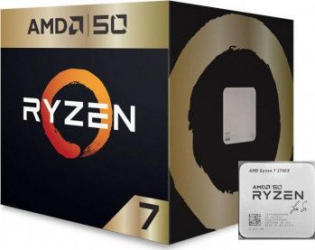 pret preturi Procesor AMD Ryzen 7 2700X 50th Anniversary Edition 3.7GHz Box