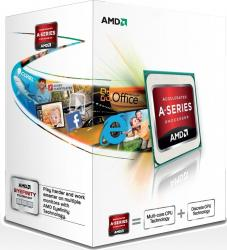 Procesor APU AMD A4 X2 5300 3.4GHz Socket FM2 HD7480D BOX