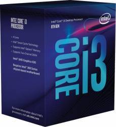 Procesor Intel Core i3 8100 3.60GHz Socket 1151 Box Procesoare