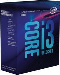 Procesor Intel Core i3 8350K 4.00GHz Socket 1151 Box