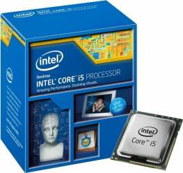 Procesor Intel Core i5-4670S 3.1 GHz Socket 1150 Tray Procesoare