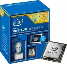 Procesor Intel Core i5-4670S 3.1 GHz Socket 1150 Tray Procesoare