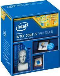 Procesor Intel Core i5-4690K 3.5GHz Socket 1150 Box Procesoare