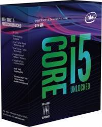 Procesor Intel Core i5 8600K 3.60GHz Socket 1151 Box Procesoare