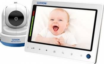 Produs monitorizare bebe Luvion Prestige Touch Set Monitorizare bebelusi