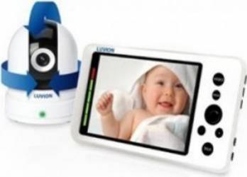 Produs monitorizare bebe Luvion Supreme Connect Set Monitorizare bebelusi