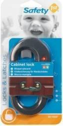 Produs siguranta acasa Safety 1St Grey Cabinet Lock  Decoratiuni camera