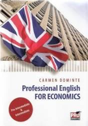 Professional English for Economics - Carmen Dominte Carti