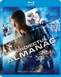 Project Almanac BluRay 2014 Filme BluRay