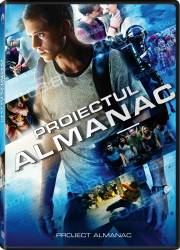 Project Almanac DVD 2014 Filme DVD