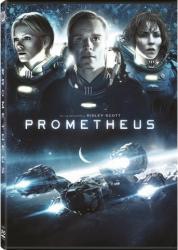 Prometheus DVD 2012 Filme DVD