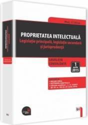 Proprietatea Intelectuala Act. 1 Aprilie 2015