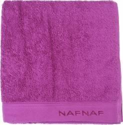 Prosop de baie 30x50cm Naf Naf Casual Colors Fuchsia