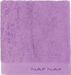 Prosop de baie 30x50cm Naf Naf Casual Colors Lila Prosoape
