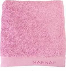 Prosop de baie 30x50cm Naf Naf Casual Colors Roz Prosoape