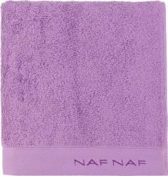Prosop de baie 50x100cm Naf Naf Casual Colors Lila Prosoape