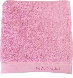 Prosop de baie 50x100cm Naf Naf Casual Colors Roz Prosoape