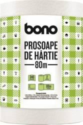 Prosop de hartie Bono 2 straturi 340 foi 80m
