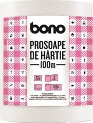 Prosop de hartie Bono 2 straturi 425 foi 100m Accesorii bucatarie