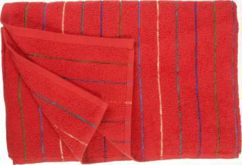 Prosop Mally Waves 50 x 90 cm Rosu Prosoape