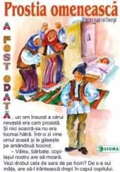Prostia omeneasca - Carte uriasa - Adaptare dupa Ion Creanga title=Prostia omeneasca - Carte uriasa - Adaptare dupa Ion Creanga