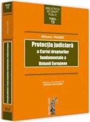 Protectia judiciara a Cartei drepturilor fundamentale a Uniunii Europene - Mihaela Vrabie