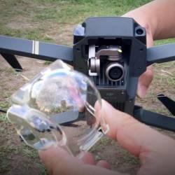 Protectie Dji Pentru Gimbal Mavic Part 1 Accesorii Drone