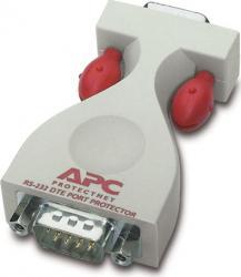 Protectie impotriva tensiunii tranzitorii APC ProtectNet PS9-DCE pentru RS-232