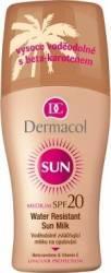 Protectie solara pentru corp Dermacol Sun Milk Spray SPF20 200ml Produse soare