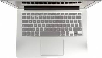 Protectie Tastatura din Silicon Universala pentru MacBook Enter In Forma De L