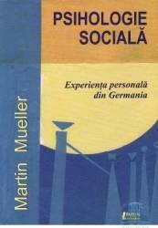 Psihologie sociala - Martin Muller