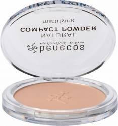 Pudra compacta Benecos Matifianta Sand 45g Make-up ten