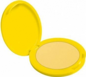 Pudra pentru par Dermacol Neon Yellow Crema, ceara, glossuri