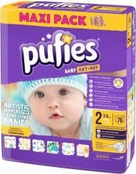 Pufies Baby Art mini Nr.2 76buc Scutece si servetele