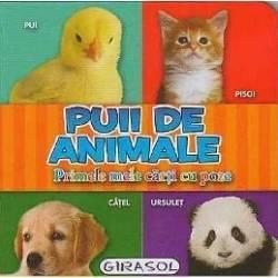 Puii de animale - Primele mele carti cu poze Carti