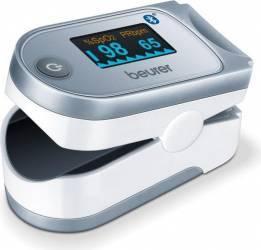 Pulsoximetru Beurer PO60 Bluetooth Spatiu de memorare pentru 100 de masurari Tensiometre