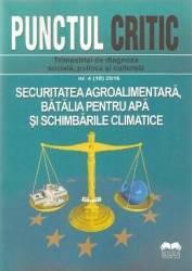 Punctul critic Nr. 4 18 2016 Carti