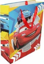 Punga De Hartie Pentru Cadou 3D Disney Cars Multicolor