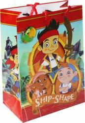 Punga Pentru Cadou Personaje Disney M 17 7x24x10 2 Cm