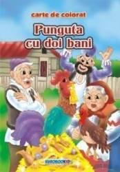 Punguta cu doi bani - Carte de colorat ed. 2012 2.5